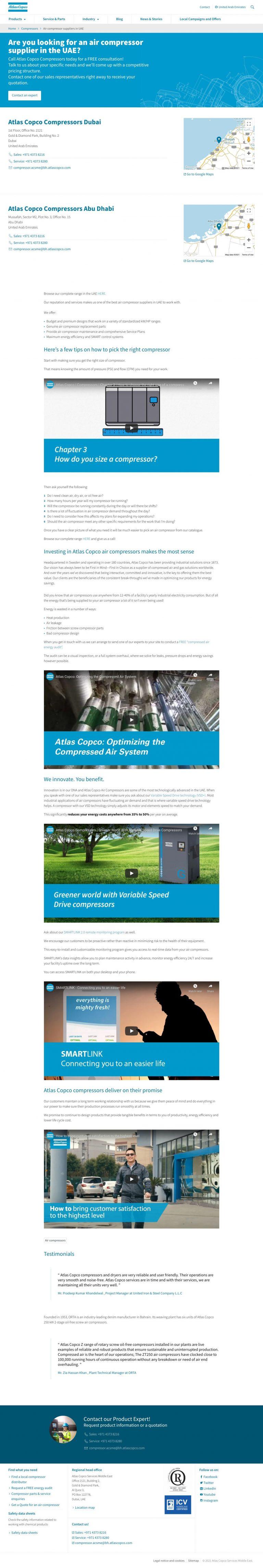 Get-Air-Compressors-Supplied-In-UAE-Speak-to-Atlas-Copco-Atlas-Copco-UAE