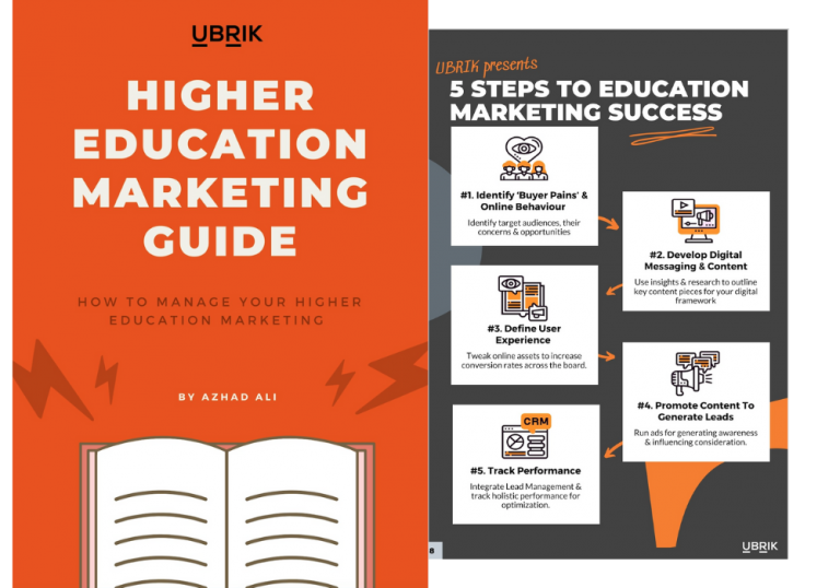 Higer Education Marketing Guide